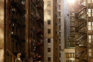 מדרגות של בניינים
